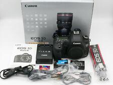 Canon Eos 5D Mark III mit OVP