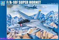 Trumpeter 03205 1/32 F/A-18F Super Hornet hot