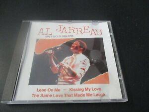 "CD ""AL JARREAU : AIN'T NO SUNSHINE"""