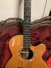 More details for 1997 takamine santa fe electro acoustic guitar