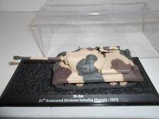 IS-3 M 21 ARM DIV ISMAILIA EGYPT 1973 COMBAT TANKS DeAGOSTINI 1:72
