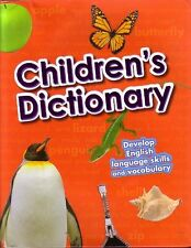 Childrens Dictionary Custum Edition (Illustrated)