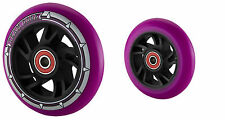 Pro 100mm Alloy Metal Core Scooter Wheel Compatible with Razor JD Bug Crisp MGP