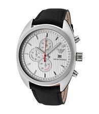 Emporio Armani Armbanduhren aus Edelstahl mit Chronograph für Herren