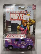 Maisto Ultimate Marvel Die-Cast Collection Series 1 #8 - Gambit M5