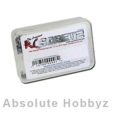 RC Screwz Xray X1 Formula 1/10th Stainless Screw Kit - RCZXRA049