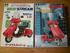 2 Kit Package Deal *-* Honda Stream Gorgeous + Stream Special  *-* Aoshima 1/12