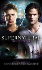 Supernatural: Night Terror by John Passarella Mass Market Paperback Book (Englis