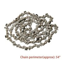 """20"""" Chainsaw Saw Chain Blade 3/8"""" Pitch .050 Gauge Replacement 72DL Drive Link"""