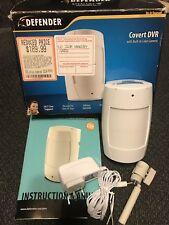 Defender Covert DVR Stealth1 Motion Detect Color Camera