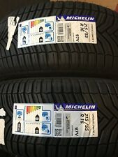 2x 215/55 R16 Michelin Crosse Climate + 97V XL  (ALL WEATHER) Brand-New