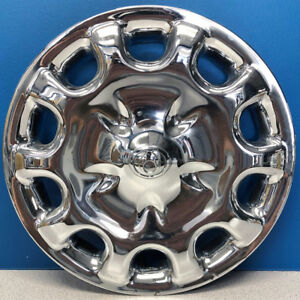"ONE 1995-1997 Mazda 626 / MX-6 # 56529B 14"" Chrome Hubcap Wheel Cover GD1F37170"