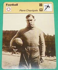 FOOTBALL FRANCE PIERRE CHAYRIGUES LEVALLOIS USA CLICHY RED STAR SAINT-OUEN