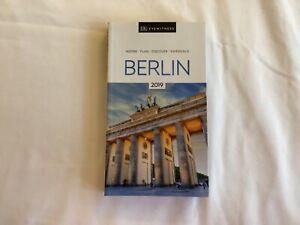 DK Eyewitness Travel Guide to Berlin 2019 NEW Paperback