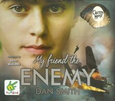 Dan Smith - My Friend the Enemy (6xCD A/Book 2014) Unabridged