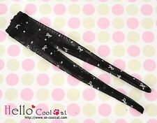 ☆╮Cool Cat╭☆【PP-125】Pullip Pantyhoses Doll Socks # Net Black W / Bow