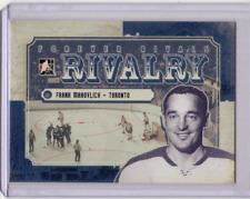 FRANK MAHOVLICH 12/13 ITG Forever Rivals Rivalry #RI-03 Insert Hockey Card Leafs