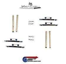 NUEVO Pinza de freno frontal Herramientas Barra y Clip Kit - for DATSUN S30 260z