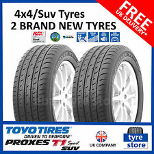 2X New 315 35 20 Toyo Proxes T1 SPORT SUV 106W XL 315/35R20 3153520 (2 TYRES)