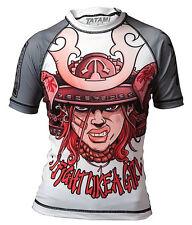 Tatami Fightwear Ladies Fight Like a Girl Rashguard - Large