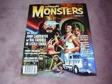 FAMOUS MONSTERS # 276 - BIG TROUBLE IN LITTLE CHINA cover regular vers brand new