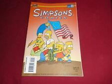THE SIMPSONS COMICS #24  Bongo Comics US Original Edition 1996 VF/NM
