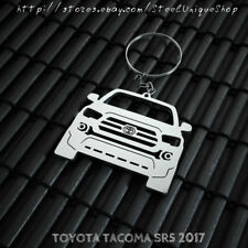 Toyota Tacoma 2017 Stainless Steel Keychain