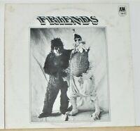 Friends - Original 1970 Promo LP Record Album - Humble Pie - Excellent Vinyl