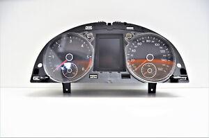 Original VW Passat Tacho Kombiinstrument Instrumentenbrett MPH 3AA920970A C430