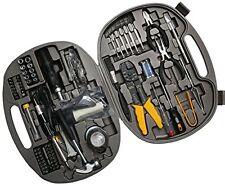 145 Piece Universal Computer Laptop Pc Tech Repair Tool Kit Case Nib