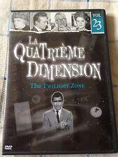 la quatrième dimension DVD volume 23  4 épisodes la série mythique années 60 !