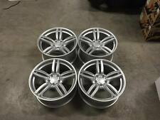 """19"""" 351M M Sport Style Wheels Hyper Silver BMW E90 E91 E92 E93 3 Series 5x120"""