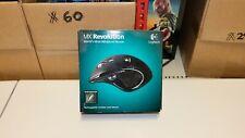 Logitech MX Revolution Rechargeable Cordless Laser Mouse w/ Charger NO USB #74