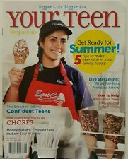 Your Teen For Parents Ready for Summer Chores May June 2016 FREE SHIPPING JB