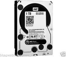1TB WD Caviar Black Desktop Internal Sata Hard Disk Drive 7200Rpm HDD WD1003FZEX