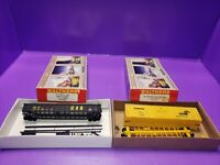 AS IS Walthers HO Scale Conrail 50' CSX 53' Car KITS 932-3859 3882 PARTS AS IS