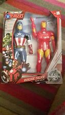 MARVEL AVENGERS WALKIE TALKIE BRAND NEW IN BOX SIZE APPROX; 11""