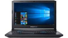 """Acer Predator Helios 500 I7-8750h 32gb 17.3"""" FHD IPS 256gb SSD 1tb Gtx1070-8g"""