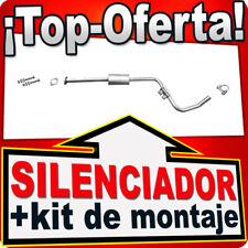 Silenciador intermedio OPEL ASTRA J 1.4i desde 2009 Escape 2C5