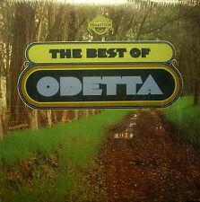 LP ODETTA - the best of