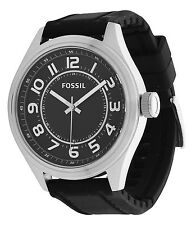 Fossil Herren Armbanduhr Asher Schwarz BQ1045