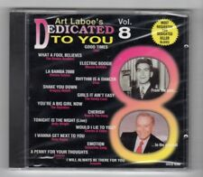 (HY447) Art Laboe, Dedicated To You Vol 8 - 1996 Sealed CD