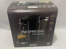 Nespresso Vertuo Plus Coffee and Espresso Machine by De'Longhi Grey Color