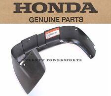 Left Rear Fender Mud Guard 95-04 TRX400 TRX450 Foreman Flap (See Notes) #P131