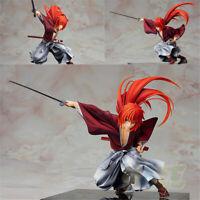 Rurouni Kenshin Meiji Épéiste Histoire romantique Kenshin Himura Figure Toy Gift