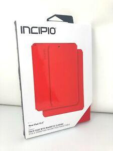 Incipio Faraday Folio Case with Magnetic Closure For iPad Pro Air 10.5 - Red