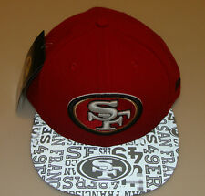 New Era Hat Cap NFL Football San Francisco 49ers 7 1/2 59fifty 2014 Draft Fitted