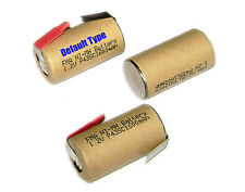 12Pcs Ni-MH Sub C SC 1600mAh battery for Power Tools RC car Screw driver RU