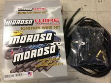 Moroso Mag-Tune Universal Spark Plug Wires Kit HEI 90 Degree (Unassembled)
