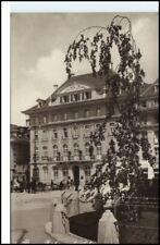 BERN Schweiz AK ~1930/40 Partie am Parlamentsplatz Suisse Switzerland Postcard